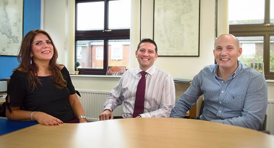 Richard, James and Christine - Halsey and Co Accounting